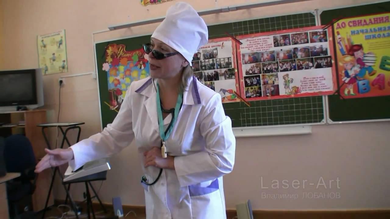 школьный медосмотр Медосмотр в 4м классе (Vladimir Lobanov, Severodvinsk) HD 720p