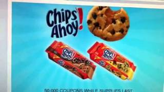HOT COUPON!  $1/1 CHIP AHOY COOOKIES! 5/1/12