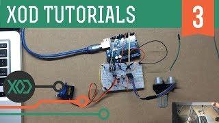 XOD visual programming (Arduino based). Tutorial: #3