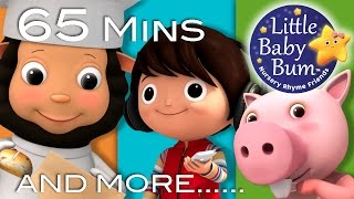 Learn with Little Baby Bum | Rig a Jig Jig | Nursery Rhymes for Babies | Songs for Kids