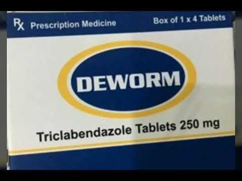 Лекарства от паразитов. Доставка из Вьетнама.