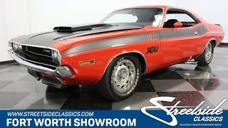 1970 Dodge Challenger TA for sale | 3062-DFW