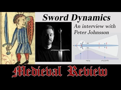 Interview with Peter Johnsson (Swordsmith) - Sword Dynamics Part 4.