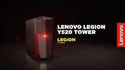 Lenovo Legion Y520 Tower product tour