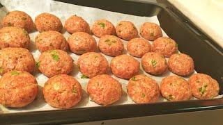 Köfte ile Patatesin Dansı | Davet yemeği | İFTAR yemeği