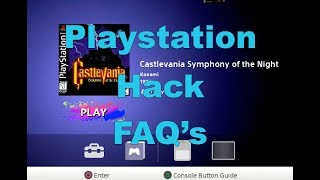FAQ | Common questions when hacking your Playstation Classic. FAQ for BleemSync