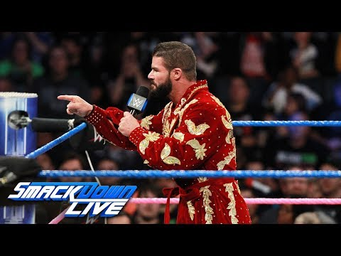 Bob Roode calls out Dolph Ziggler: SmackDown , Oct 10, 2017