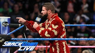 Bobby Roode calls out Dolph Ziggler: SmackDown LIVE, Oct. 10, 2017