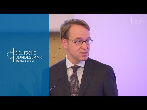 Welcome speech - Jens Weidmann