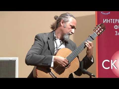 """Saša Dejanović BACH Suite BWV996 IGF """"Tremolo"""" Skopje"""