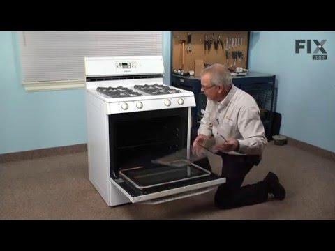 Magic Chef Range Repair – How to replace the Short Oven Sensor Kit