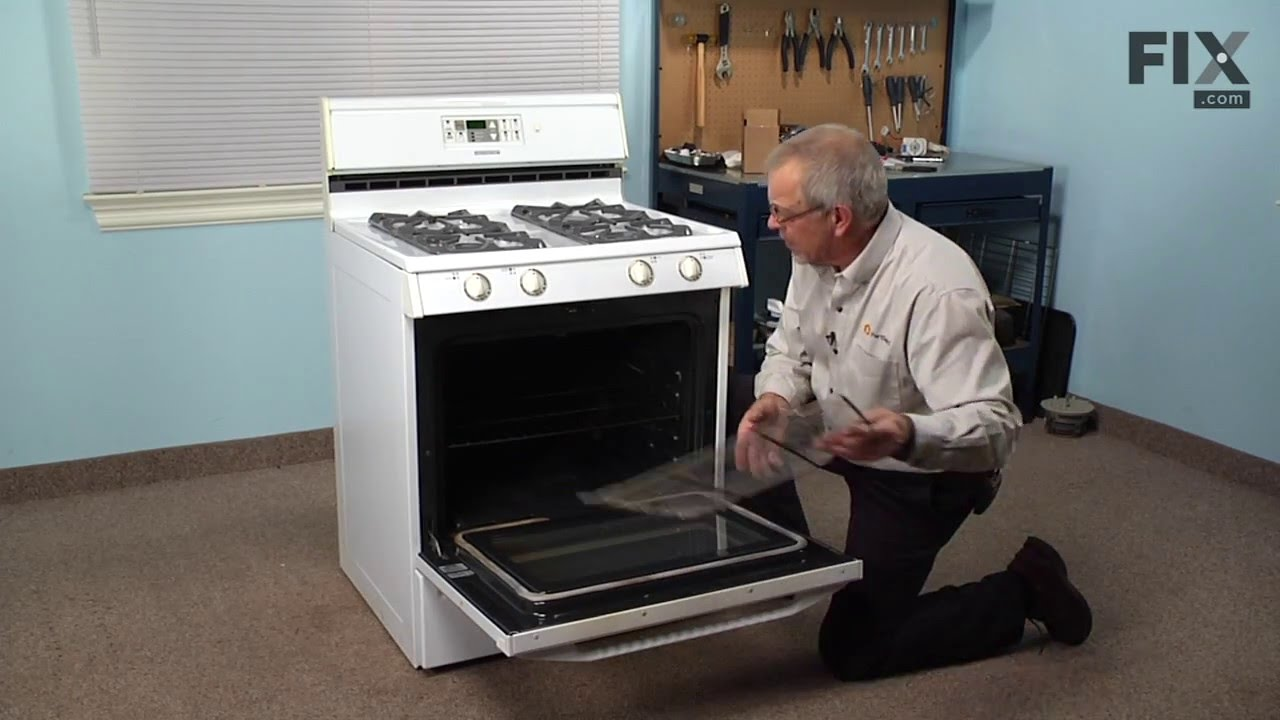 how to change oven sensor