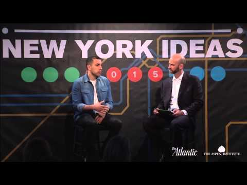 More Than Just a Hookup App? / New York Ideas 2015