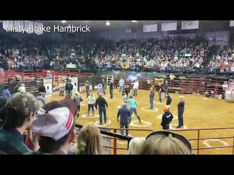 FULL VIDEO: 'Cowboy Pinball' at Bull Bash in Owensboro