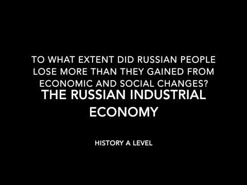 Russian Industrial Economy Podcast