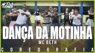 Baixar Dança da Motinha - MC Beth   Motiva Dance Retrô (Coreografia)