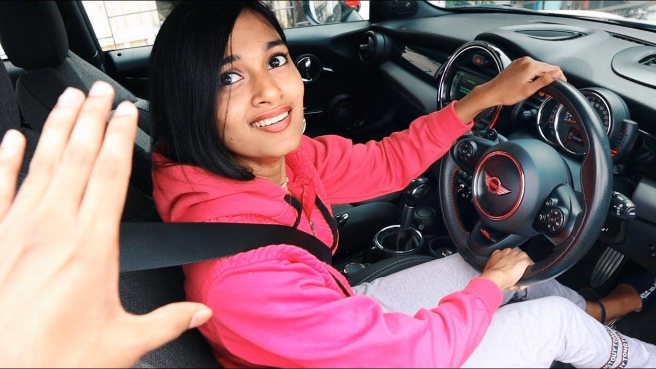 Dudy driving mini cooper 🤣🤣🤣 eth polikkum 🔥 UNBOXINGDUDE