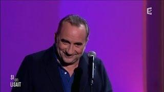 Antoine Duléry dans la peau de Jean-Paul Belmondo et Michel Serrault