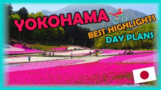 YOKOHAMA Japan Travel Guide. Free Self-Guided Tours (Highlights, Attractions, Events)