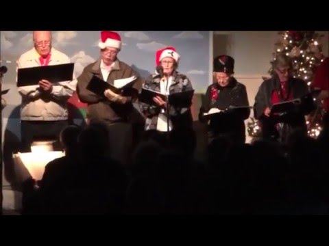 Christmas in Iraq - A Holiday Play