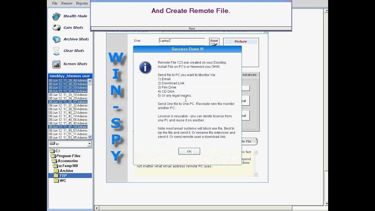 spionage software voor pc