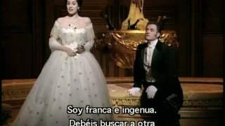 VERDI-LA TRAVIATA-Acto 1Un dì, felice, eterea.(Subtitulado en español)