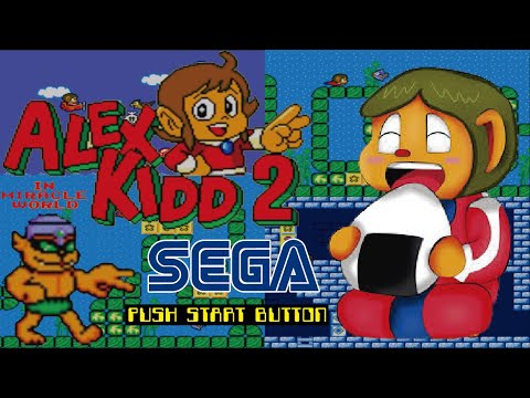 ALEX KIDD IN MIRACLE WORLD 2 (Master System) ★ Download ★