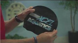 Swim Lessons & Tips : How to Customize Swim Caps