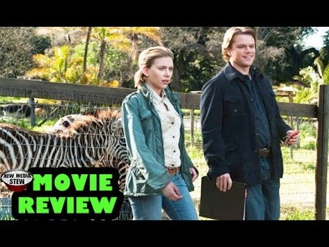 WE BOUGHT A ZOO - Matt Damon, Scarlett Johansson - New Media Stew Movie Review