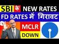 SBI Launch New FD Scheme  High-Interest Rates  SBI WeCare Deposit Details