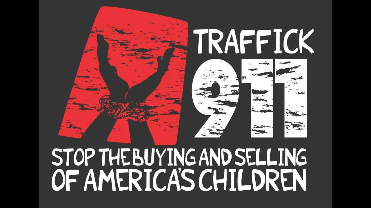 Modern Slavery in America. Stop the Buying and Selling of America's Children.