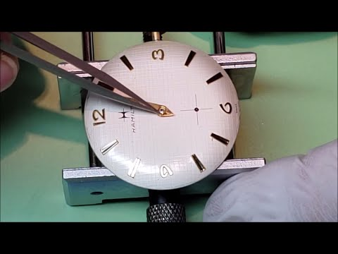 Vintage Watch Restoration with Josh Wolfe | Hamilton Watch Repair