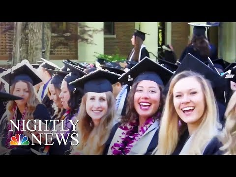 Commencement 2017: Our Annual Salute To This Year's Graduating Class | NBC Nightly News