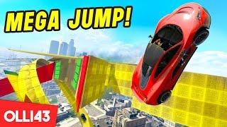 GTA 5 Versus - INSANE MEGA JUMP!