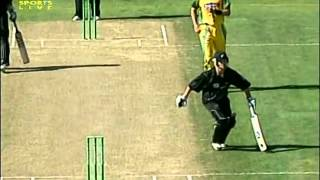 MICHAEL CLARKE ANOTHER GREAT RUN OUT 3