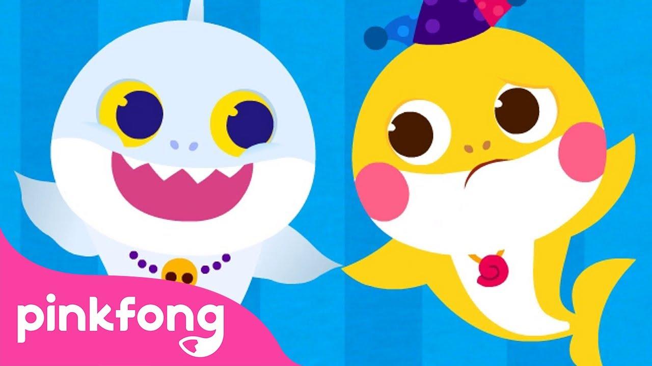 Ghost Baby Shark | Baby Shark Songs | Pinkfong Songs for Children