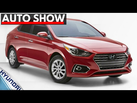 2018 Hyundai Accent Elantra s Mini Me