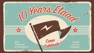 Uitnodiging 10 jaar ElaadNL