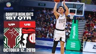 UP vs. UE - October 12, 2019  | 1st Quarter Highlights | UAAP 82 MB