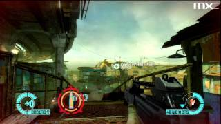 Bodycount - Xbox 360 Demo Gameplay HD