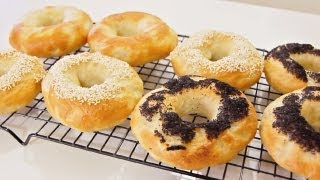 How To Make Bagels - Video Recipe