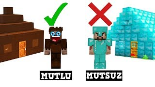 ZENGİN VS FAKİR #82 - (Minecraft Dizisi)