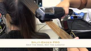 Split Ender PRO for Embroidery Hair Cut Service or Corte Bordado