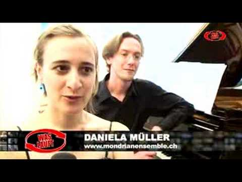 Kultur Sommer auf dem Gellertgut Basel - Mondrian Ensemble