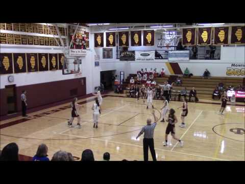 #3 Adie Morrill 2018- Loyola Academy vs Montini Playoff 2017