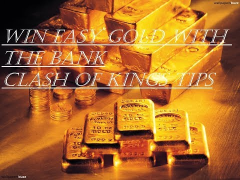 Clash Of Kings Bank - Easy Gold 72-142k Gold Every Month