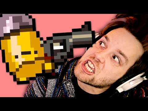 enter the gungeon is WAY harder than isaac lol