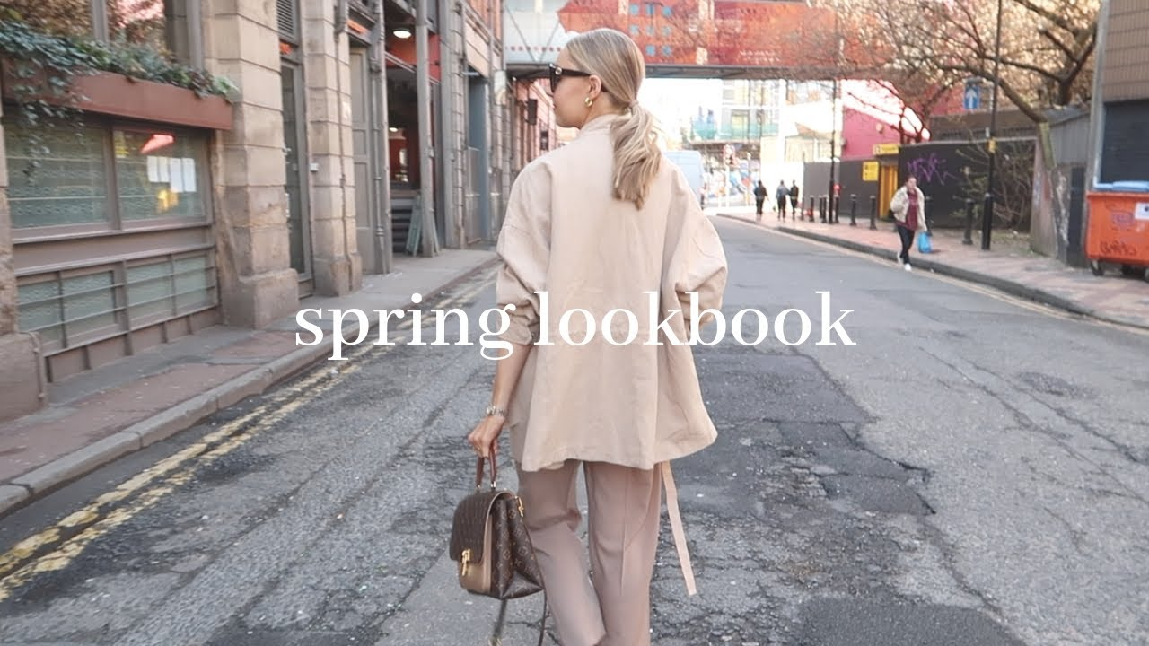 SPRING LOOKBOOK 2019 | LYDIA TOMLINSON 9