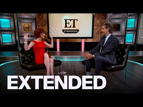 Kathy Griffin Sounds Off On Hollywood Friends  EXTENDED