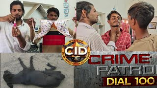 CRIME PATROL (Spoof) Ground 2 Jail   Best Comedy   Funny video